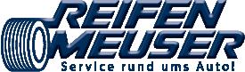 REIFEN MEUSER Logo